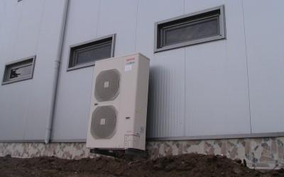 Термопомпени системи за отопление и охлаждане (10)