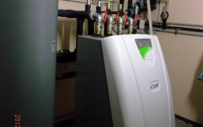 Термопомпени системи за отопление и охлаждане (2)