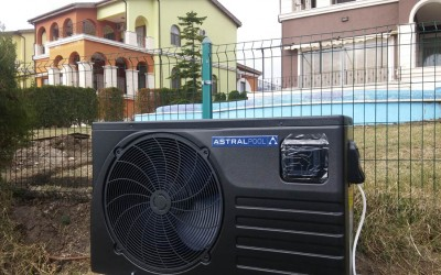 Отопление на басейни